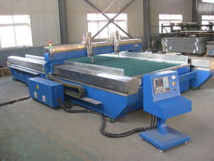 6000mmx2500mm Metal Round Stick Waterjet Cutting Equipment
